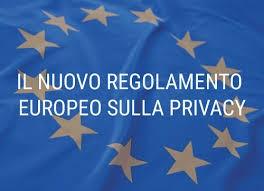 Regolamento Europeo sulla privacy